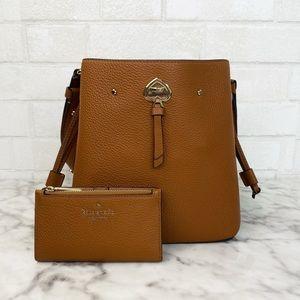 Kate Spade Marti Small Bucket Bag & Wallet